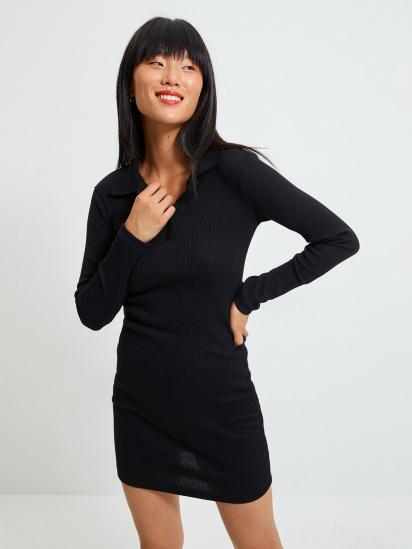 Сукня Trendyol модель TWOAW22EL0078/Siyah — фото - INTERTOP