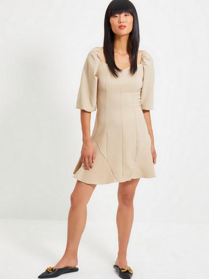 Сукня Trendyol модель TWOAW22EL0082/Tas — фото 4 - INTERTOP