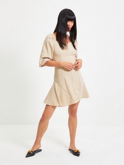Сукня Trendyol модель TWOAW22EL0082/Tas — фото - INTERTOP