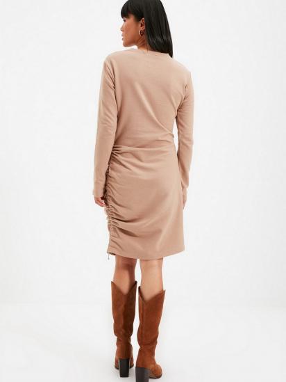 Сукня Trendyol модель TWOAW22EL0084/Vizon — фото 2 - INTERTOP