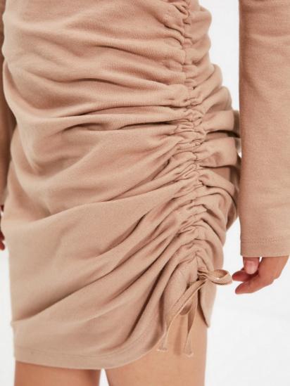 Сукня Trendyol модель TWOAW22EL0084/Vizon — фото 5 - INTERTOP