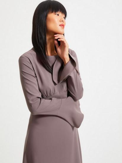 Сукня Trendyol модель TWOAW22EL0123/Antrasit — фото 5 - INTERTOP