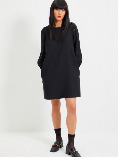 Сукня Trendyol модель TWOAW22EL0124/Siyah — фото 3 - INTERTOP