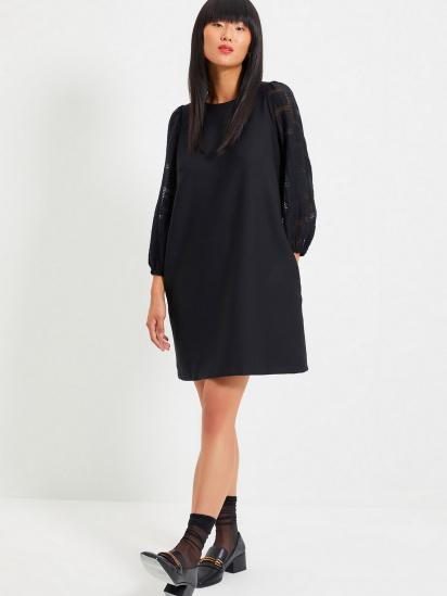 Сукня Trendyol модель TWOAW22EL0124/Siyah — фото 4 - INTERTOP