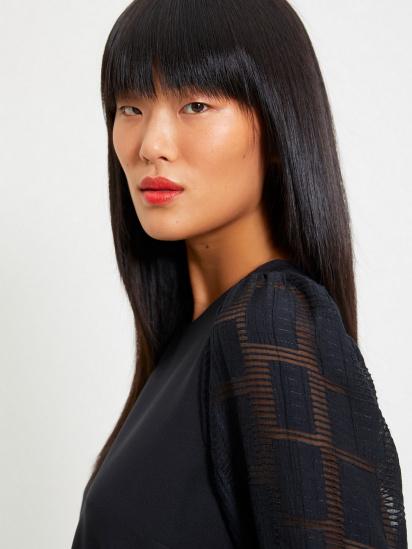 Сукня Trendyol модель TWOAW22EL0124/Siyah — фото 5 - INTERTOP