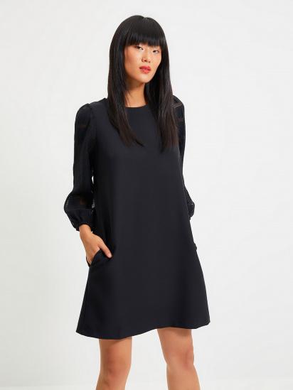 Сукня Trendyol модель TWOAW22EL0124/Siyah — фото - INTERTOP