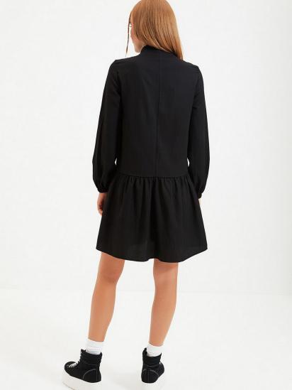 Сукня Trendyol модель TWOAW22EL0180/Siyah — фото 2 - INTERTOP