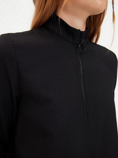 Сукня Trendyol модель TWOAW22EL0180/Siyah — фото 5 - INTERTOP