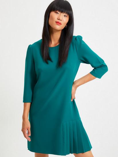 Сукня Trendyol модель TWOAW22EL0245/Yesil — фото 3 - INTERTOP