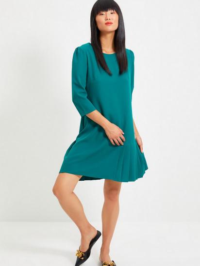 Сукня Trendyol модель TWOAW22EL0245/Yesil — фото 4 - INTERTOP