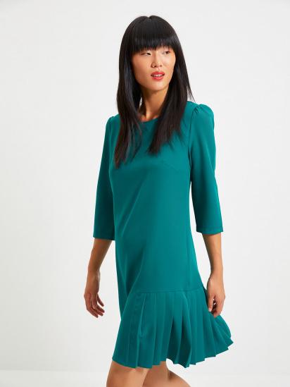Сукня Trendyol модель TWOAW22EL0245/Yesil — фото - INTERTOP
