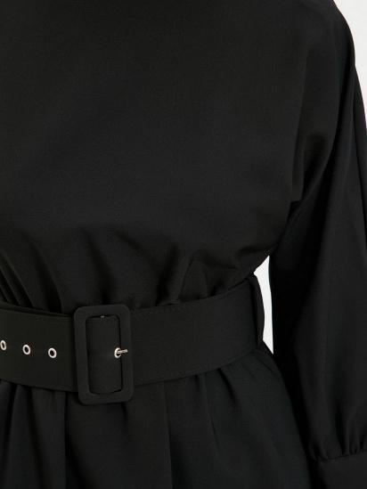 Сукня Trendyol модель TWOAW22EL0318/Siyah — фото 2 - INTERTOP