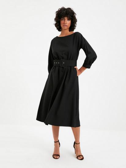 Сукня Trendyol модель TWOAW22EL0318/Siyah — фото - INTERTOP
