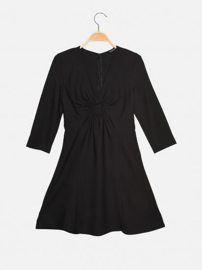 Сукня Trendyol модель TWOAW22EL0373/Siyah — фото - INTERTOP