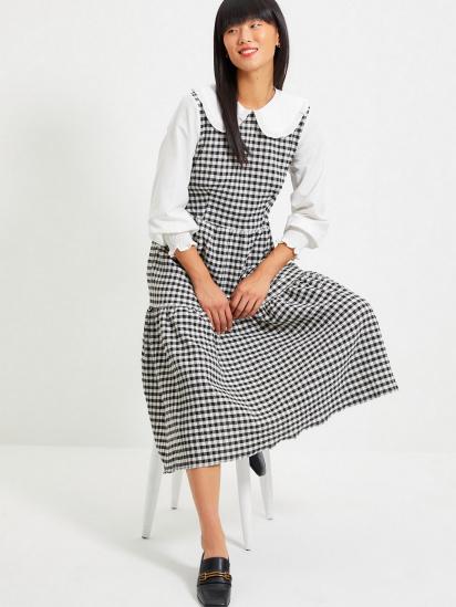 Сукня Trendyol модель TWOAW22EL0381/Cok Renkli — фото 3 - INTERTOP
