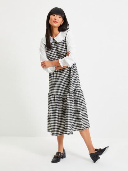 Сукня Trendyol модель TWOAW22EL0381/Cok Renkli — фото - INTERTOP