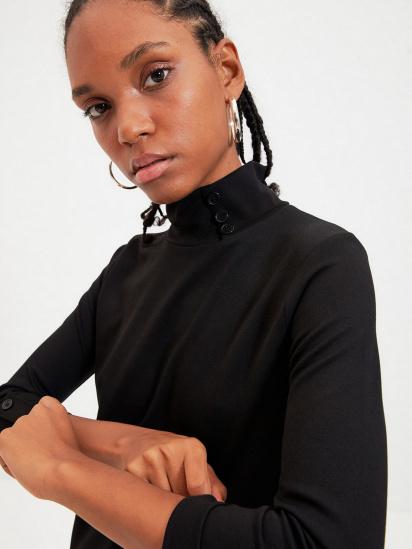 Сукня Trendyol модель TWOAW22EL0438/Siyah — фото 3 - INTERTOP