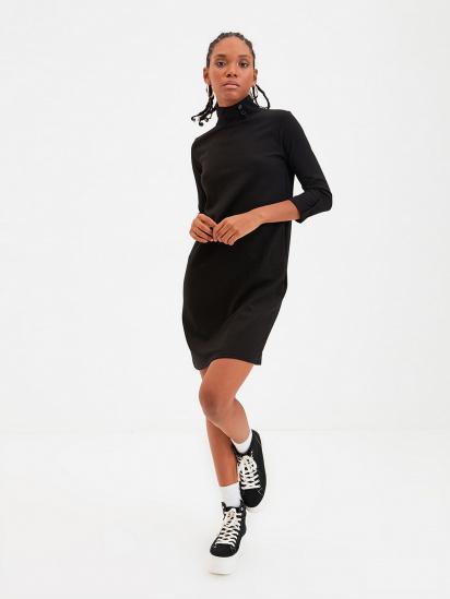 Сукня Trendyol модель TWOAW22EL0438/Siyah — фото - INTERTOP