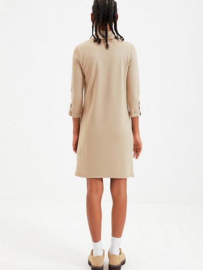 Сукня Trendyol модель TWOAW22EL0438/Tas — фото 2 - INTERTOP