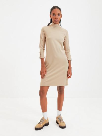 Сукня Trendyol модель TWOAW22EL0438/Tas — фото - INTERTOP