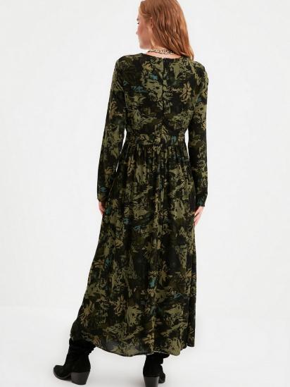 Сукня Trendyol модель TWOAW22EL0501/Siyah — фото 5 - INTERTOP