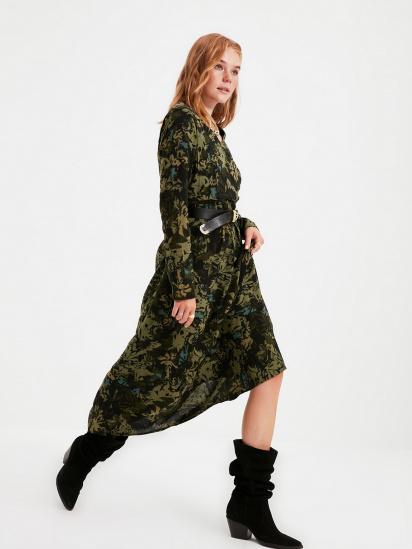 Сукня Trendyol модель TWOAW22EL0501/Siyah — фото - INTERTOP