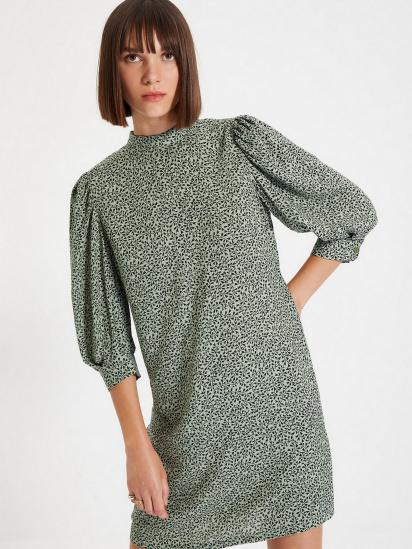 Сукня Trendyol модель TWOAW22EL0509/Yesil — фото 3 - INTERTOP