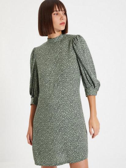 Сукня Trendyol модель TWOAW22EL0509/Yesil — фото 4 - INTERTOP
