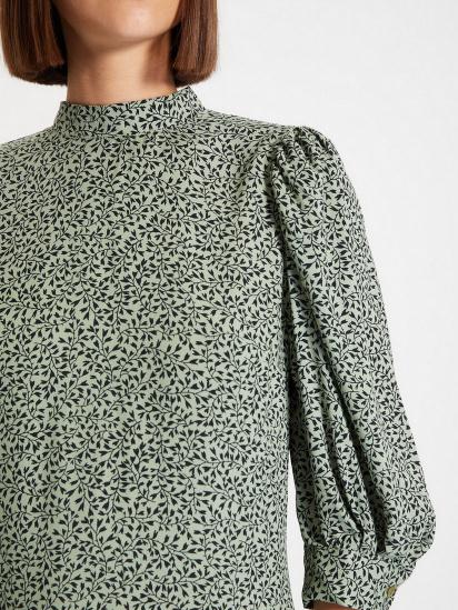 Сукня Trendyol модель TWOAW22EL0509/Yesil — фото 5 - INTERTOP