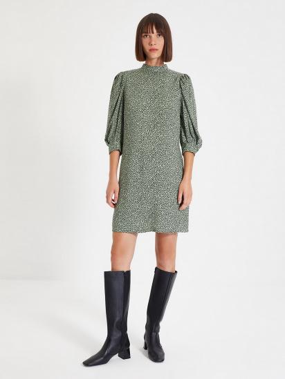 Сукня Trendyol модель TWOAW22EL0509/Yesil — фото - INTERTOP
