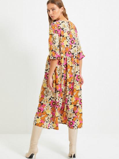 Сукня Trendyol модель TWOAW22EL0574/Cok Renkli — фото 2 - INTERTOP