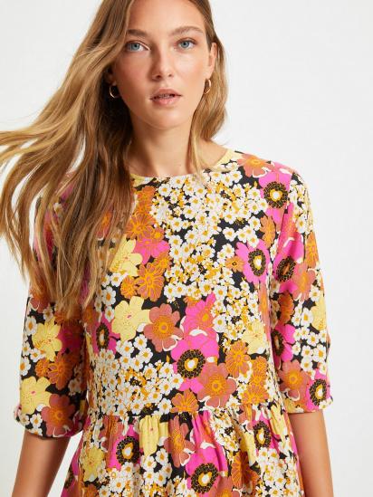 Сукня Trendyol модель TWOAW22EL0574/Cok Renkli — фото 4 - INTERTOP