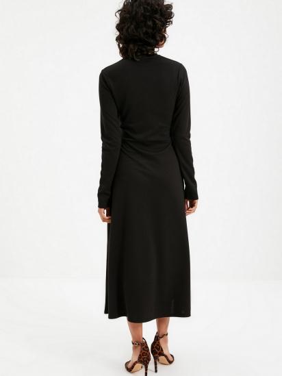Сукня Trendyol модель TWOAW22EL0736/Siyah — фото 2 - INTERTOP
