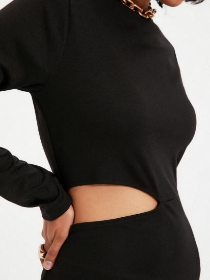 Сукня Trendyol модель TWOAW22EL0736/Siyah — фото 5 - INTERTOP