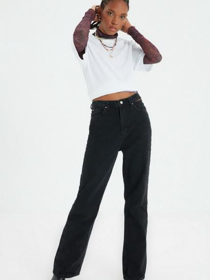 Джинси Trendyol модель TWOAW22JE0239/Siyah — фото 5 - INTERTOP