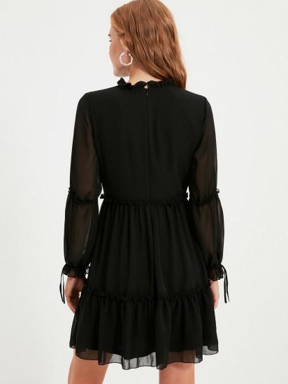 Сукня Trendyol модель TWOAW20EL0345/Siyah — фото 2 - INTERTOP