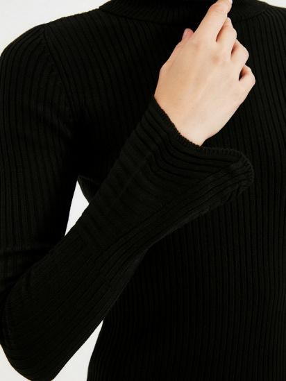 Сукня Trendyol модель TWOAW20YN0005/Siyah — фото 3 - INTERTOP