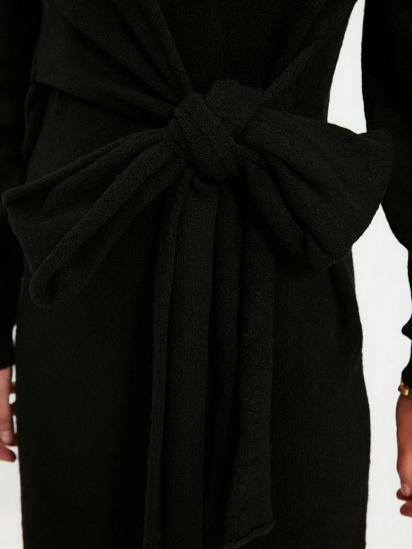 Сукня Trendyol модель TWOAW21EL0260/Siyah — фото 3 - INTERTOP