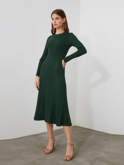 Сукня Trendyol модель TWOAW21EL0422/Yesil — фото - INTERTOP