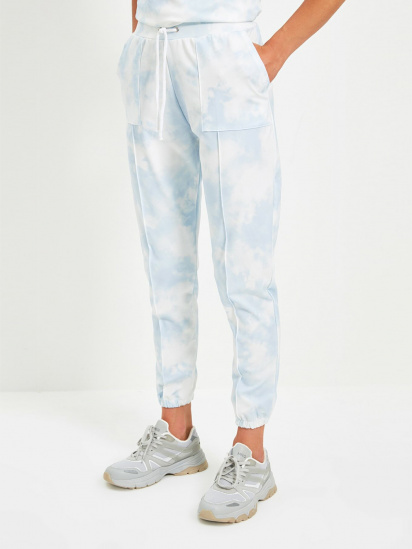 Спортивні штани Trendyol модель TWOAW22EA0048/Mavi — фото - INTERTOP
