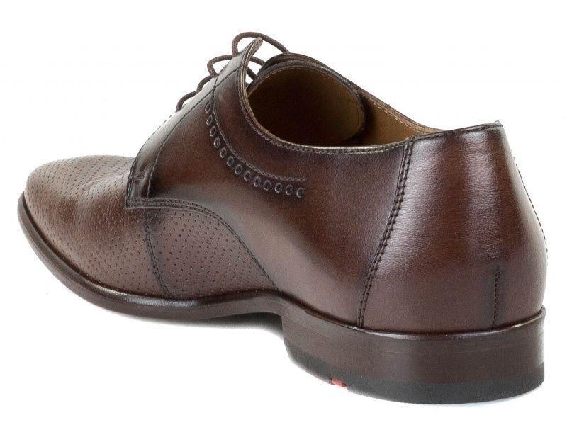 Полуботинки мужские Lloyd UN1409 размерная сетка обуви, 2017