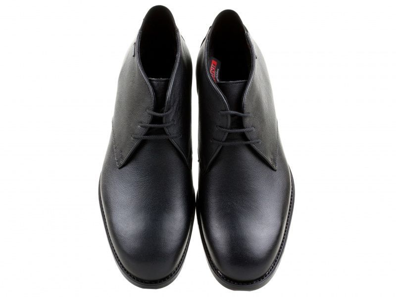 Ботинки для мужчин Lloyd Vincent UN1426 примерка, 2017
