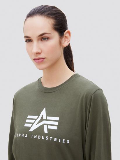Alpha Industries Кофти та светри жіночі модель UTB49002G1_olive якість, 2017