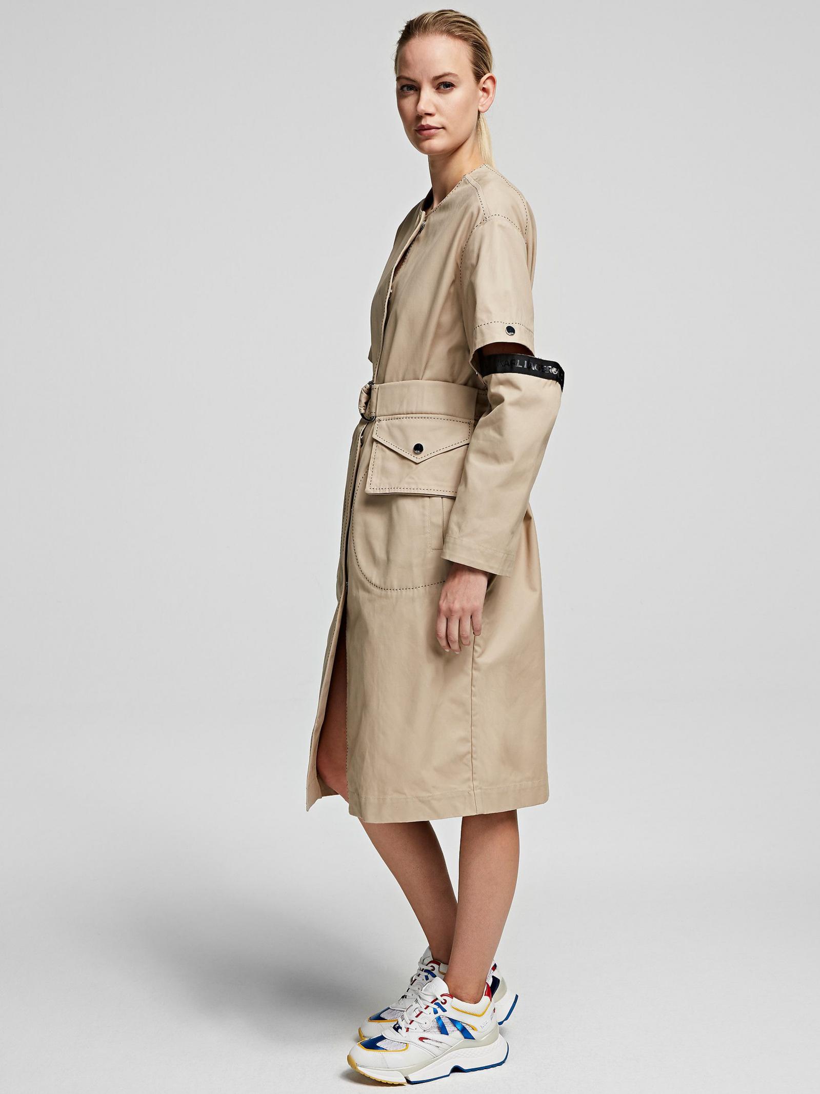 Karl Lagerfeld Плащ жіночі модель 201W1503_771_0041 купити, 2017