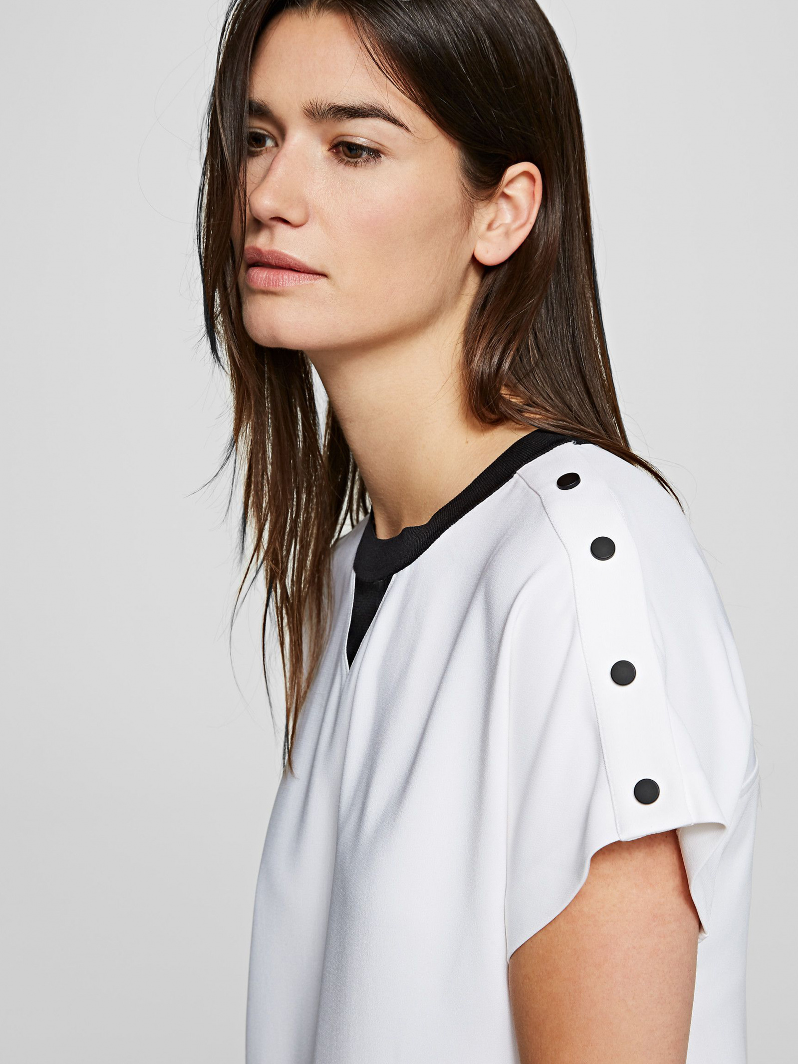 Платье женские Karl Lagerfeld модель 201W1300_100_0041 цена, 2017
