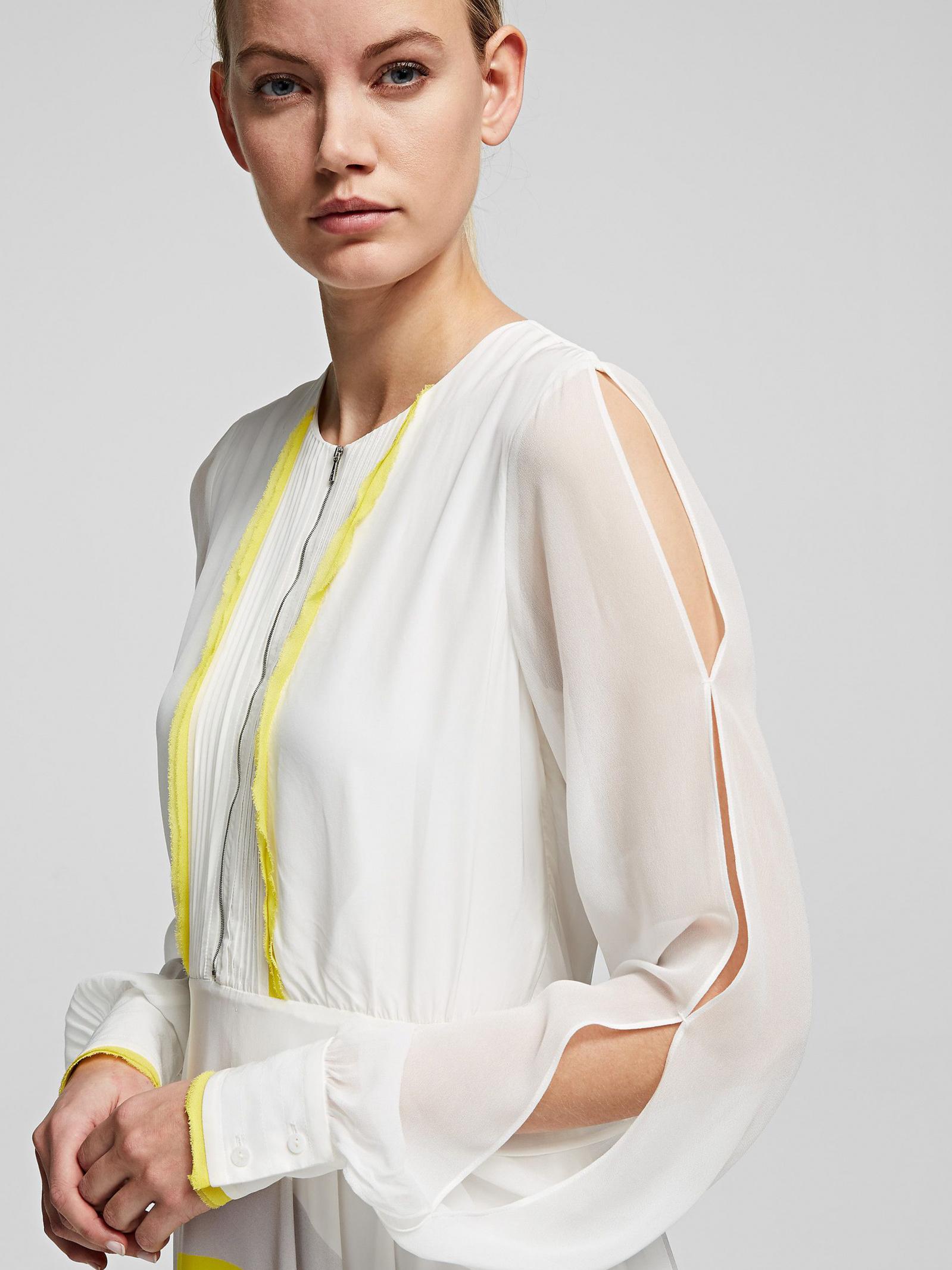 Платье женские Karl Lagerfeld модель 201W1308_110_0041 цена, 2017