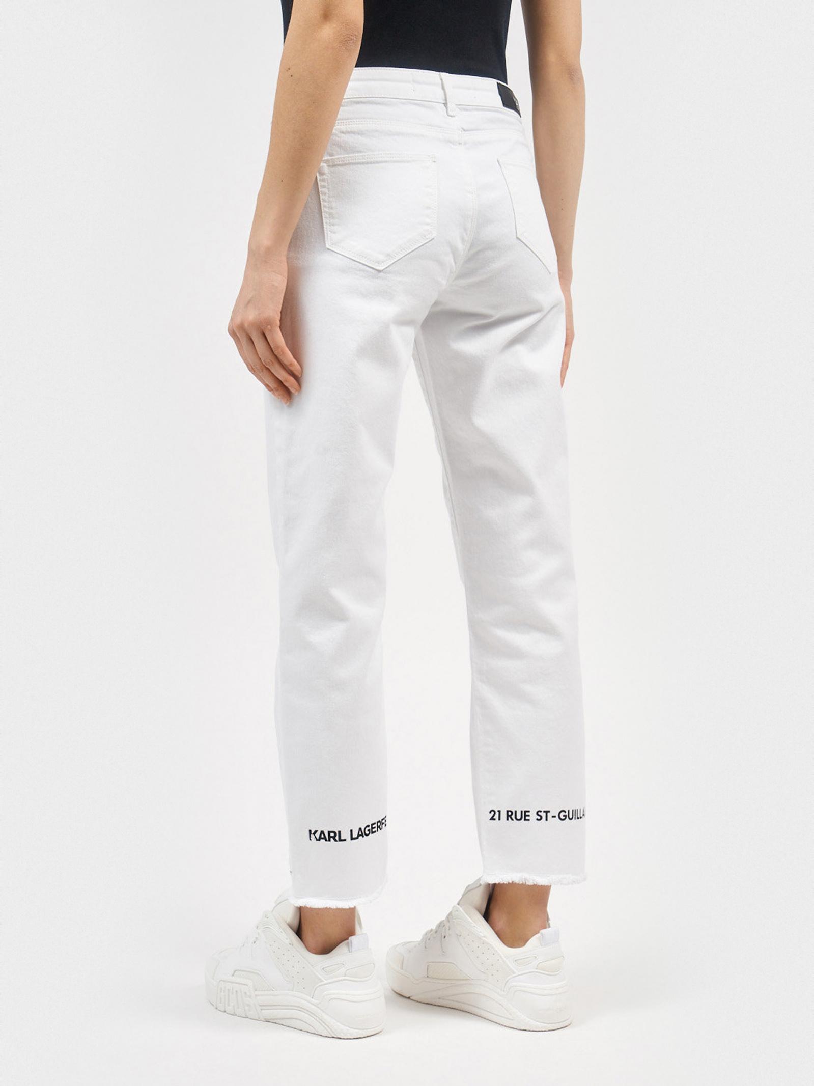Karl Lagerfeld Джинси жіночі модель 201W1104_D15_0041 , 2017