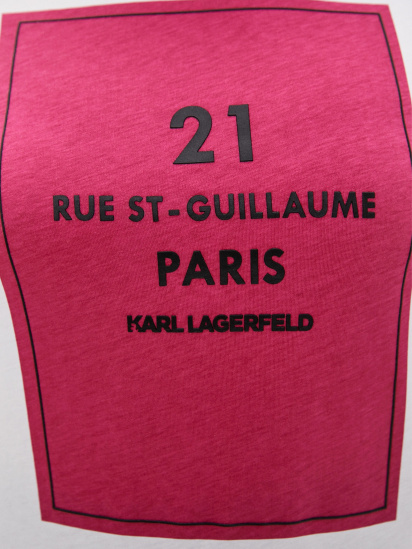 Футболка Karl Lagerfeld - фото