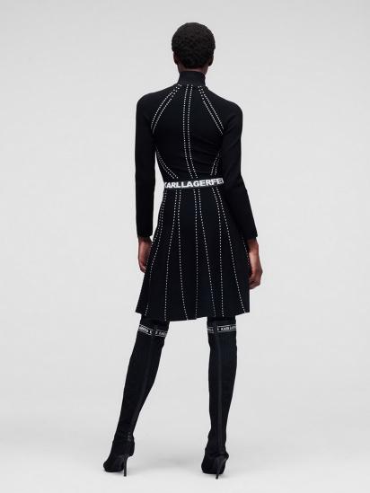 Сукня Karl Lagerfeld модель 216W2031_999 — фото 2 - INTERTOP