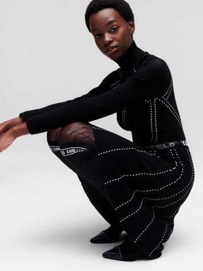 Сукня Karl Lagerfeld модель 216W2031_999 — фото 3 - INTERTOP